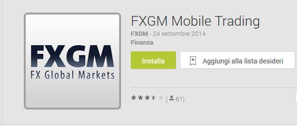 l'app mobile